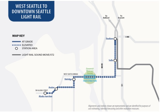 West Seattle Blog LIGHT RAIL Youre invited to the West