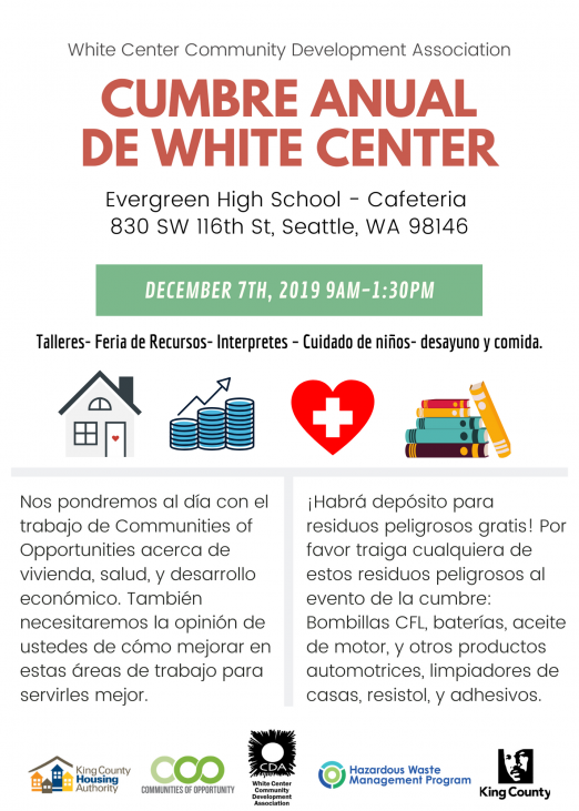 White Center Now: The blog about White Center